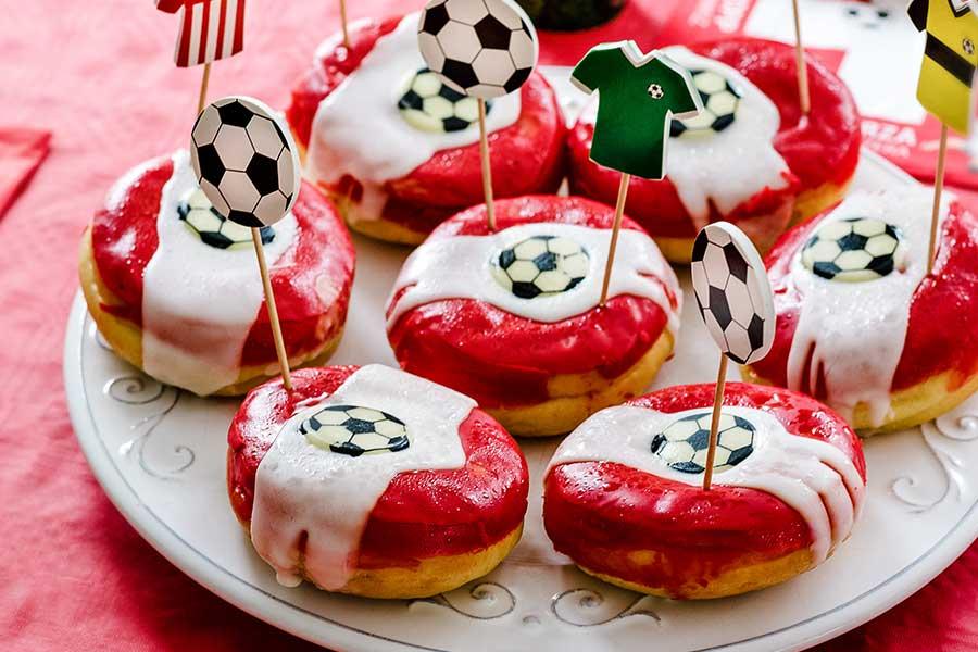 Fußballevent - Kindergeburtstag